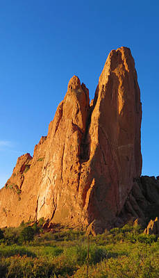 Photograph - Garden Of The Gods Three by Sean Parnell