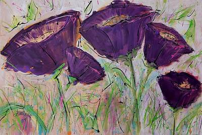 Painting - Garden Splendor by Terri Einer