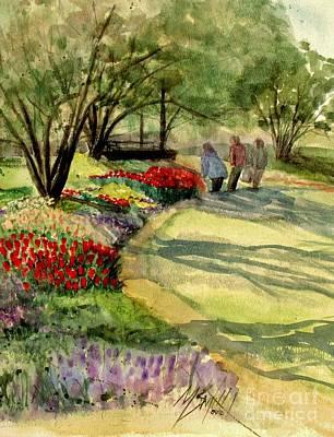 Garden Walk Original