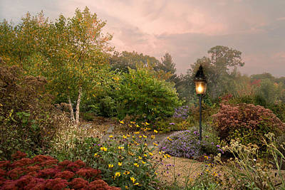 Photograph - Garden Whispers by Robin-Lee Vieira
