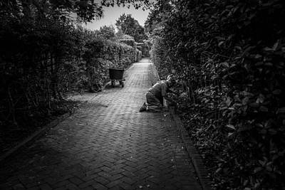 Photograph - Gardener Of The Soul by Rodney Lee Williams