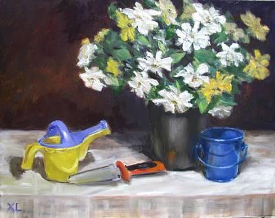 Gardenia Bouquet Original
