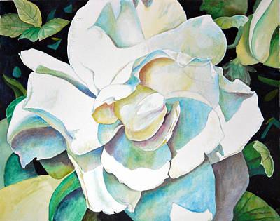 Gardenia Close-up Original