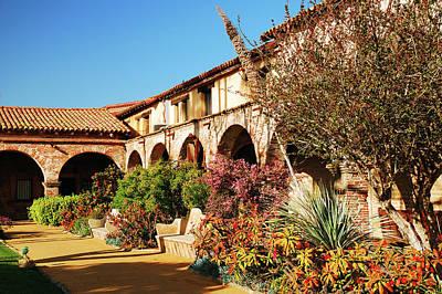 Beastie Boys - Gardens of San Juan Capistrano by James Kirkikis