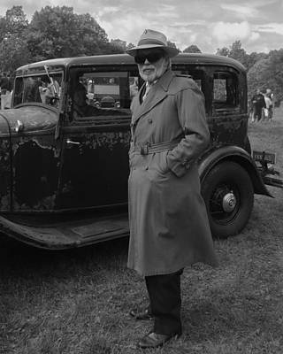 Photograph - Gardesloppet Prins Bertil Memorial 2015 Ford A by Evgeny Lutsko