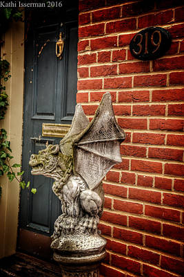 Photograph - Gargoyle by Kathi Isserman