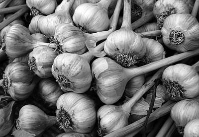 Photograph - Garlic Bubs by David Pantuso