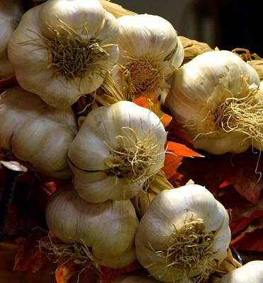 Caravaggio - Garlic by HelenaP Art