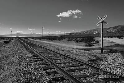 Photograph - Garlock Crossing  by Jeffrey Hubbard