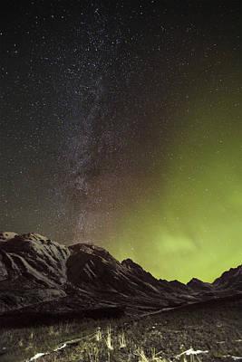 Independence Mine Photograph - Garmin by Ed Boudreau