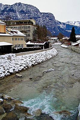 Photograph - Garmisch-partenkirchen Study 11 by Robert Meyers-Lussier