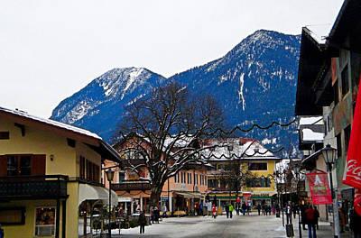 Photograph - Garmisch-partenkirchen Study 17 by Robert Meyers-Lussier