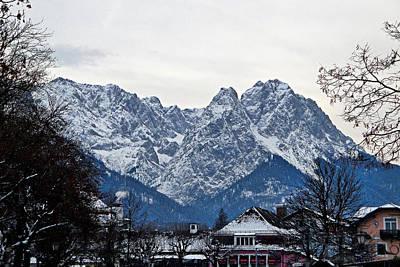 Photograph - Garmisch-partenkirchen Study 18 by Robert Meyers-Lussier