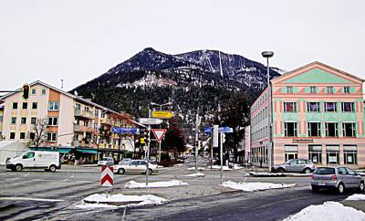 Photograph - Garmisch-partenkirchen Study 2 by Robert Meyers-Lussier