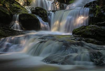 Photograph - Garwin Falls  by Juergen Roth