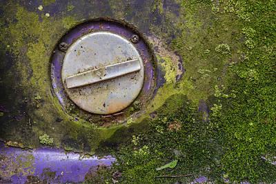 Photograph - Gas Cap by Randy Walton