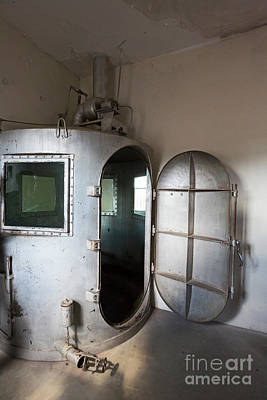 Photograph - Gas Chamber by Jim West