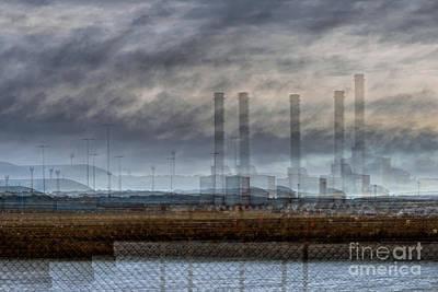 Southwick Photograph - Gas Powered II by Richard Thomas
