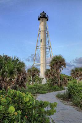 Photograph - Gasparilla Island Lighthouse 2 by Donna Kennedy