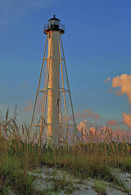Photograph - Gasparilla Island Lighthouse by Donna Kennedy