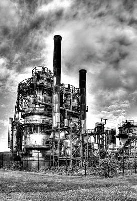 Photograph - Gasworks Park, Seattle, Wa by Greg Sigrist