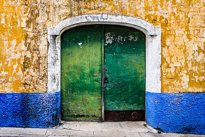Alentejo Photograph - Gate No 48 by Marco Oliveira