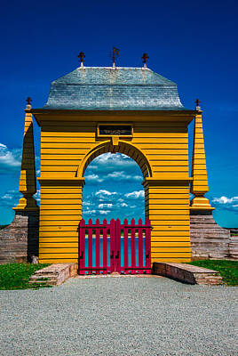 Photograph - Gate To The Sea by Patrick Boening