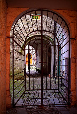 Photograph - Gated Passage by Tim Nyberg