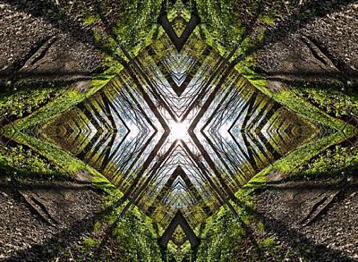 Gateway Digital Art - Gateway by Matt Molloy