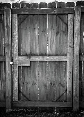 Photograph - Gateway To An Oasis by Stefanie Silva