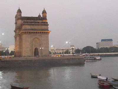 Gateway Digital Art - Gateway To India by Vijay Sharon Govender