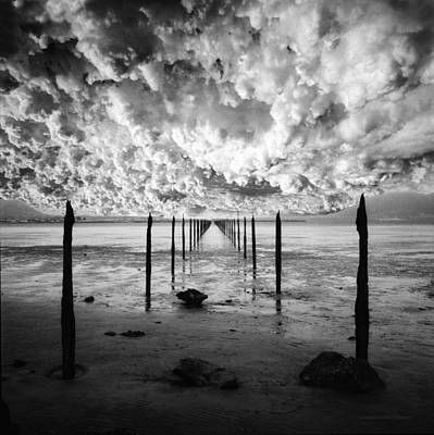 Portal Photograph - Gateway To Infinity by Andy Frasheski