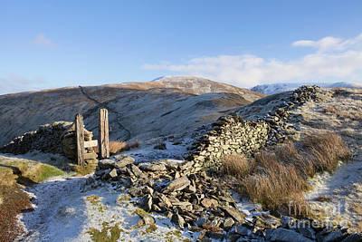 Photograph - Gateway To Rest Dodd by Gavin Dronfield