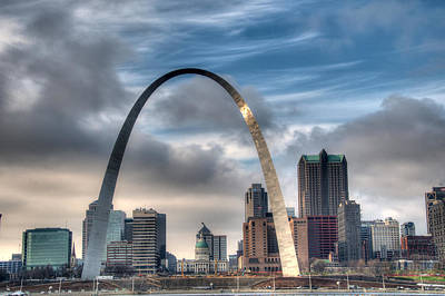Photograph - Gateway To The West by Steve Stuller