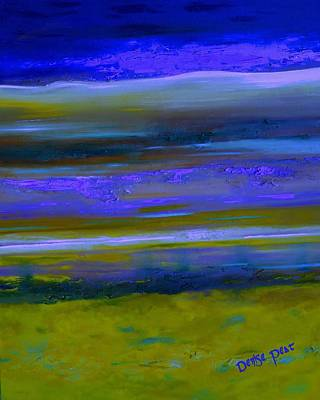The Gathering Storm Original by Denise Peat