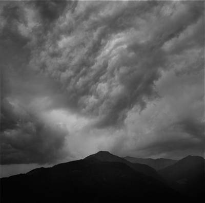 Photograph - Gathering Storm by James Clancy