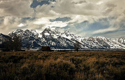 Photograph - Gathering Storm by Robert  McCord