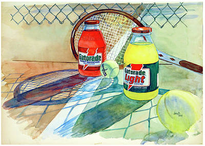 Gatorade-wilson Original by Jaime Tosch
