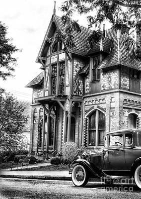 Photograph - Gatsby Style II by Scott Harrison
