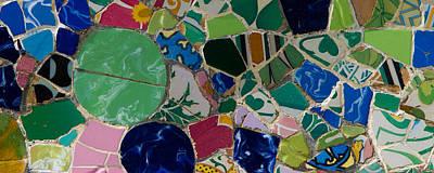 Gaudi Art Print by Peter Verdnik