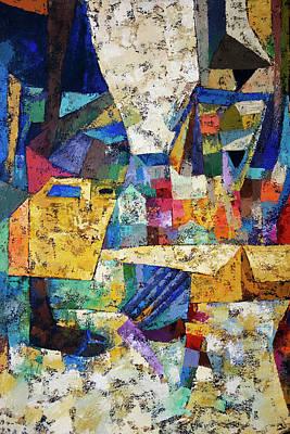 Painting - Gavawala by Ronex Ahimbisibwe