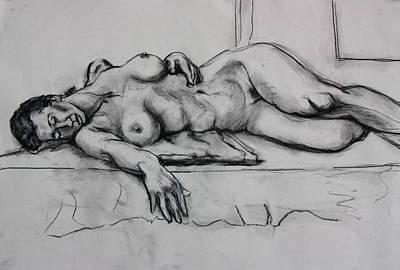 Ge Art Print by Dan Earle
