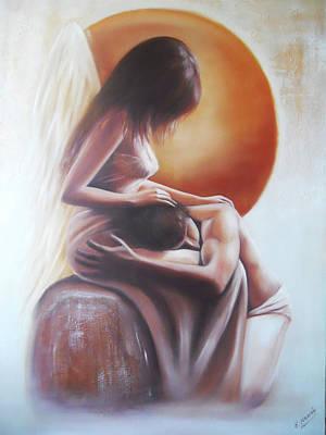 Angel    Engel Original by Ela Nowak