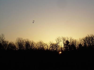 Photograph - Geese At Sunrise by Kent Lorentzen