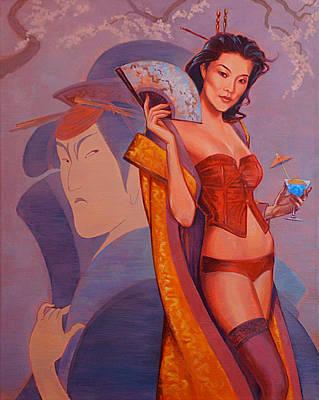 Geishas Gone Bad - Drink Up Original