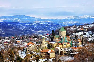 Photograph - Gelati Monastery by Fabrizio Troiani