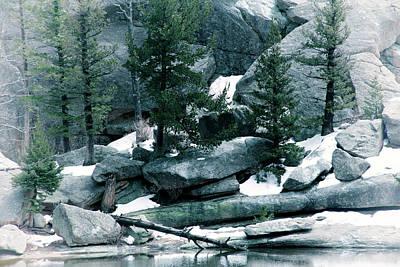 Photograph - Gem Lake by David Chasey