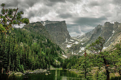 Photograph - Gem Lake by Scott Cordell
