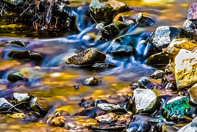 Photograph - Gem Stream by Wayne King