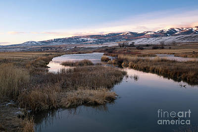 Photograph - Gem Valley by Idaho Scenic Images Linda Lantzy